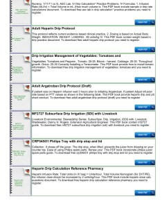 Versed drip chart the ultimate search engine and pages  critical care charts also topsimages rh