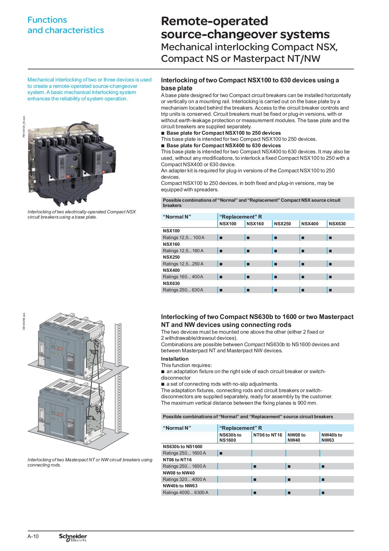 hight resolution of interlocking of nw acb pdf schneider electric pages 1 8 text version fliphtml5