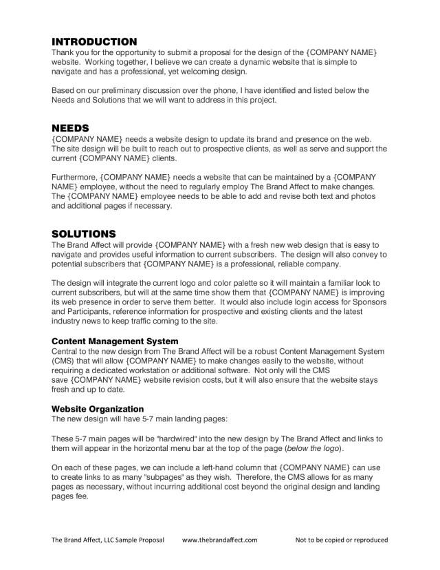 website-SAMPLE-proposal Pages 16 - 16 - Flip PDF Download  FlipHTML16