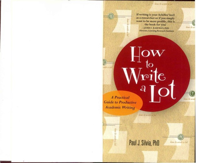 HOW TO WRITE A LOT Pages 7 - 7 - Flip PDF Download  FlipHTML7