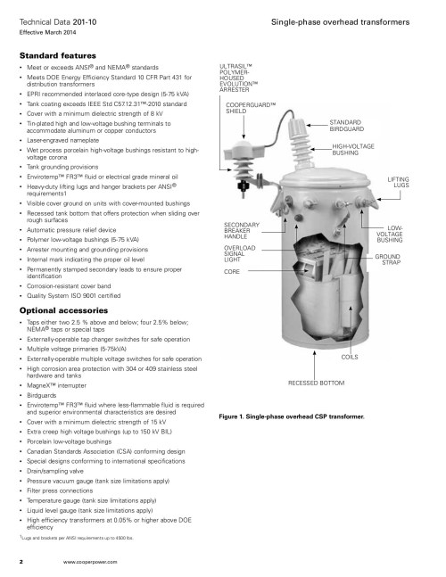 small resolution of 201 10 single phase overhead transformers pages 1 4 text version fliphtml5