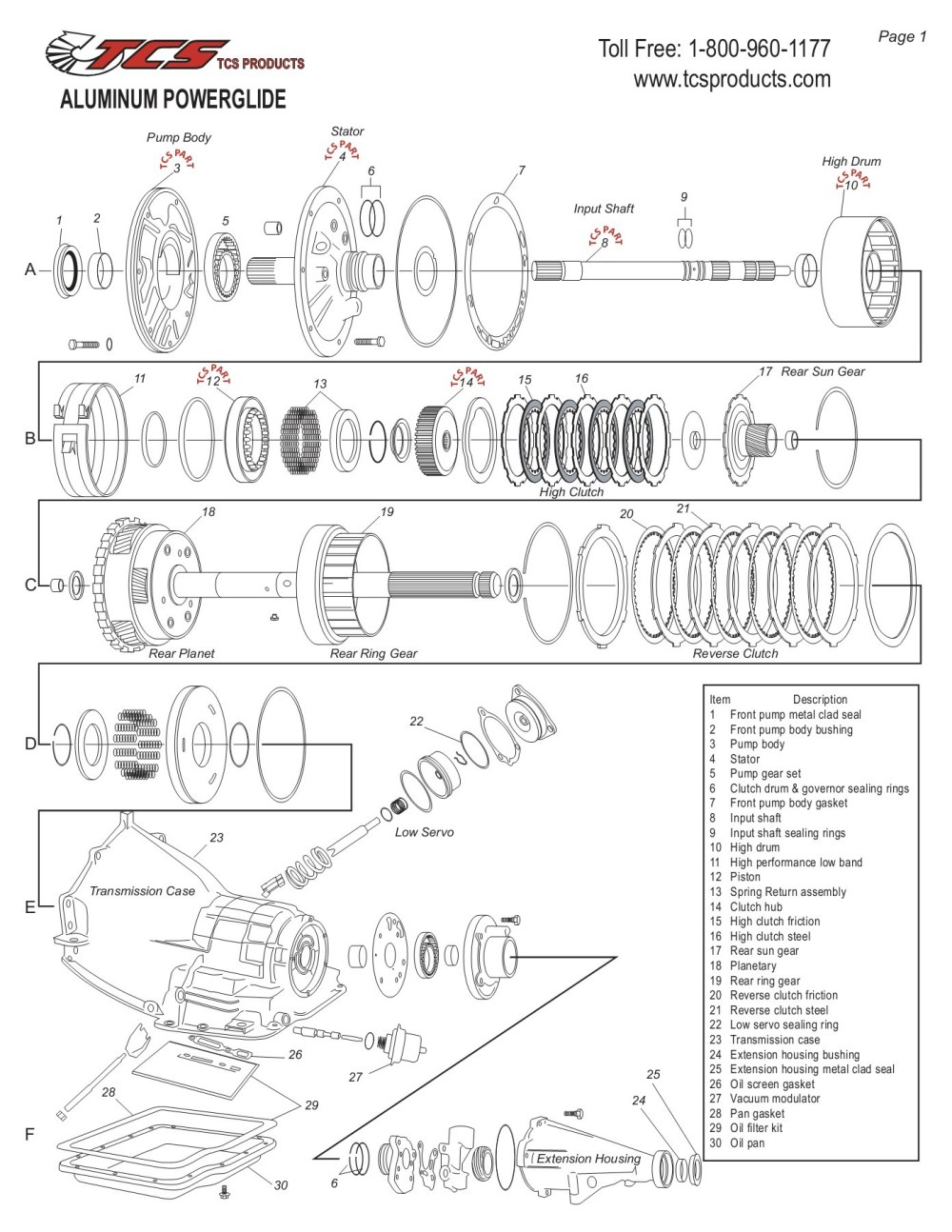 medium resolution of powerglide clutch diagram wiring diagram data name aluminum powerglide transmission diagram