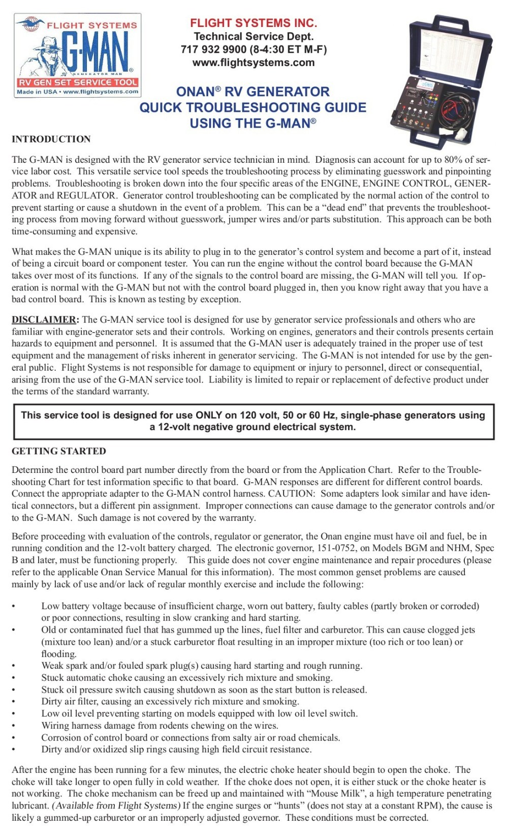 medium resolution of onan rv generator quick troubleshooting guide using the g man pages 1 9 text version fliphtml5