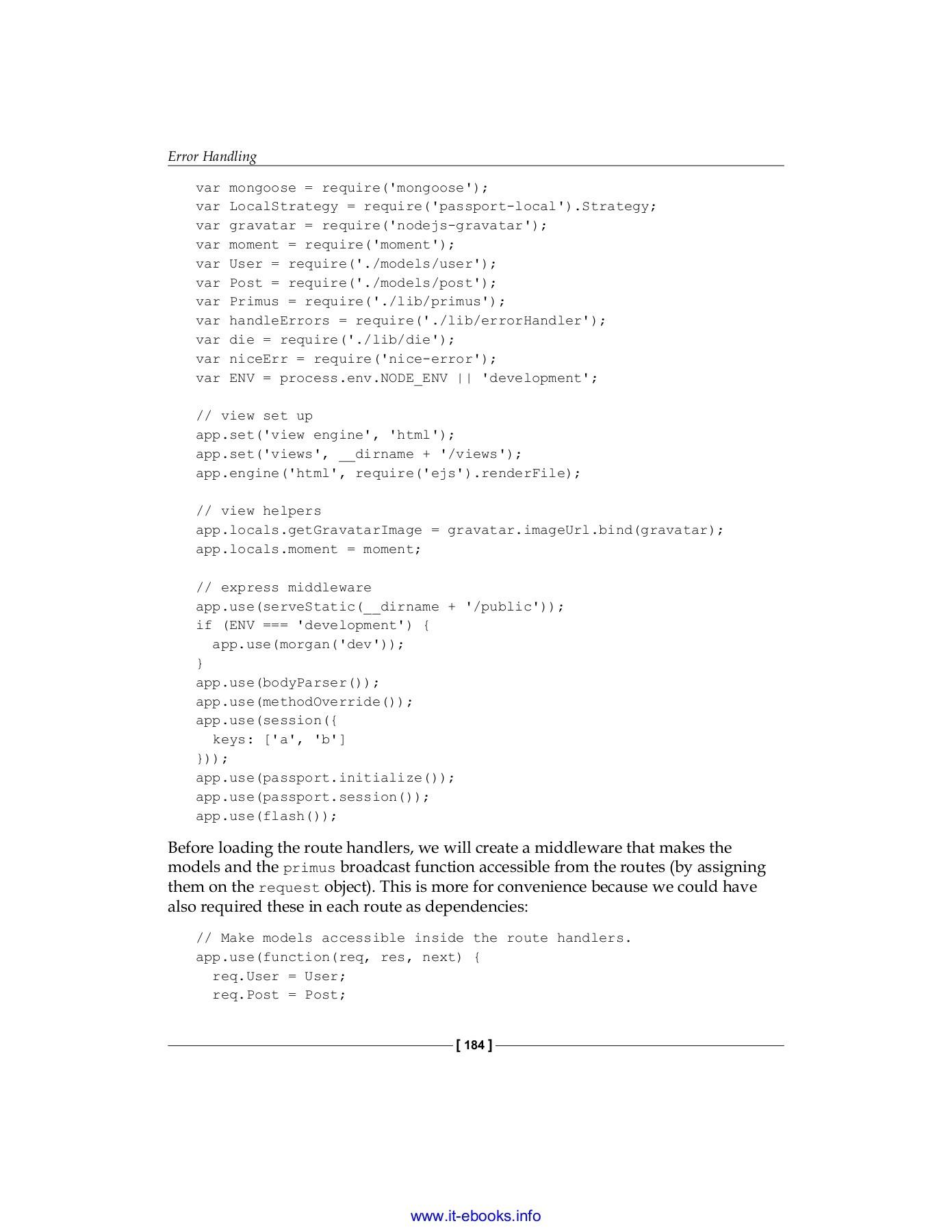 hight resolution of  manual torrent array mastering web application development with express codesgonecrazy rh fliphtml5 com
