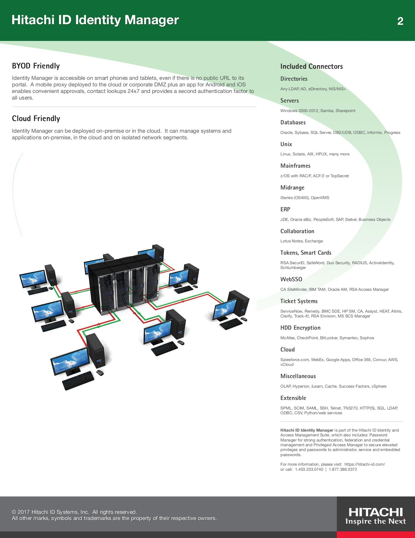 hight resolution of hitachi id identity manager brochure pages 1 2 text version fliphtml5