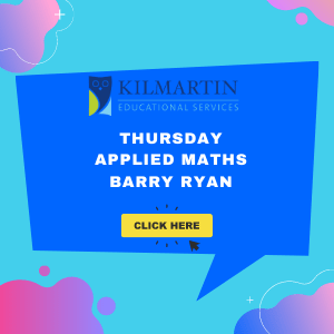 Applied Maths