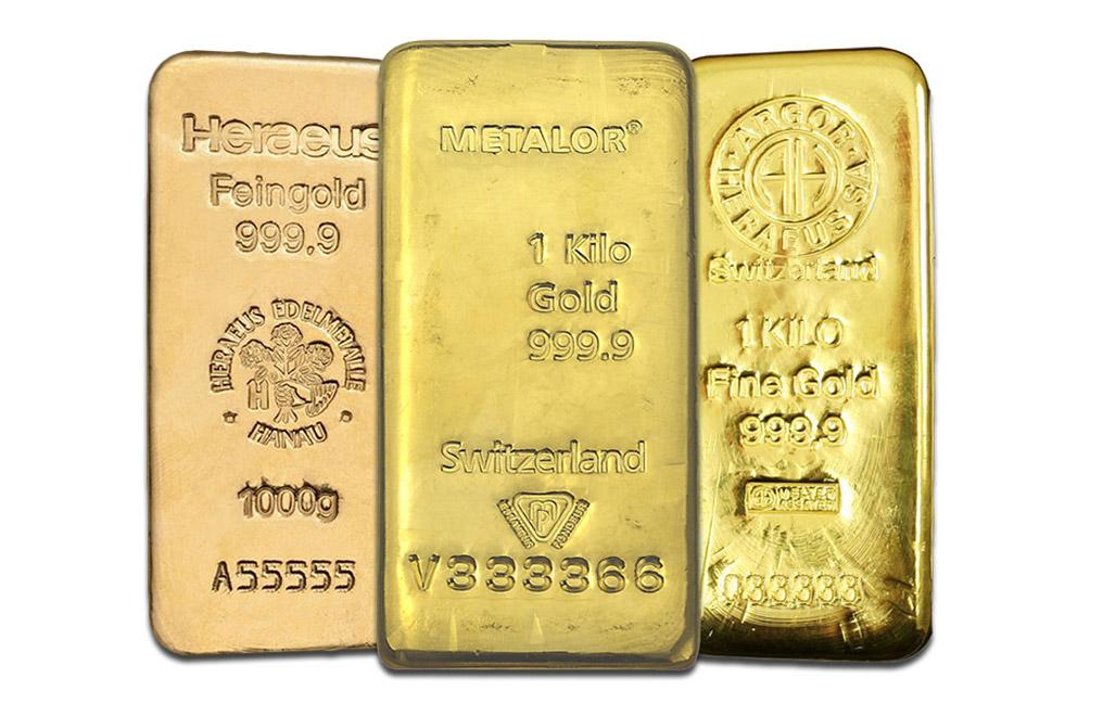 buy kilo gold bars