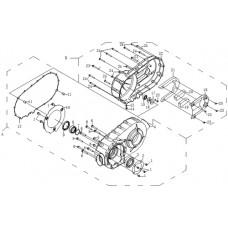 CFMoto CF500 CF188 ATV 500cc SQ188MR Spare Parts
