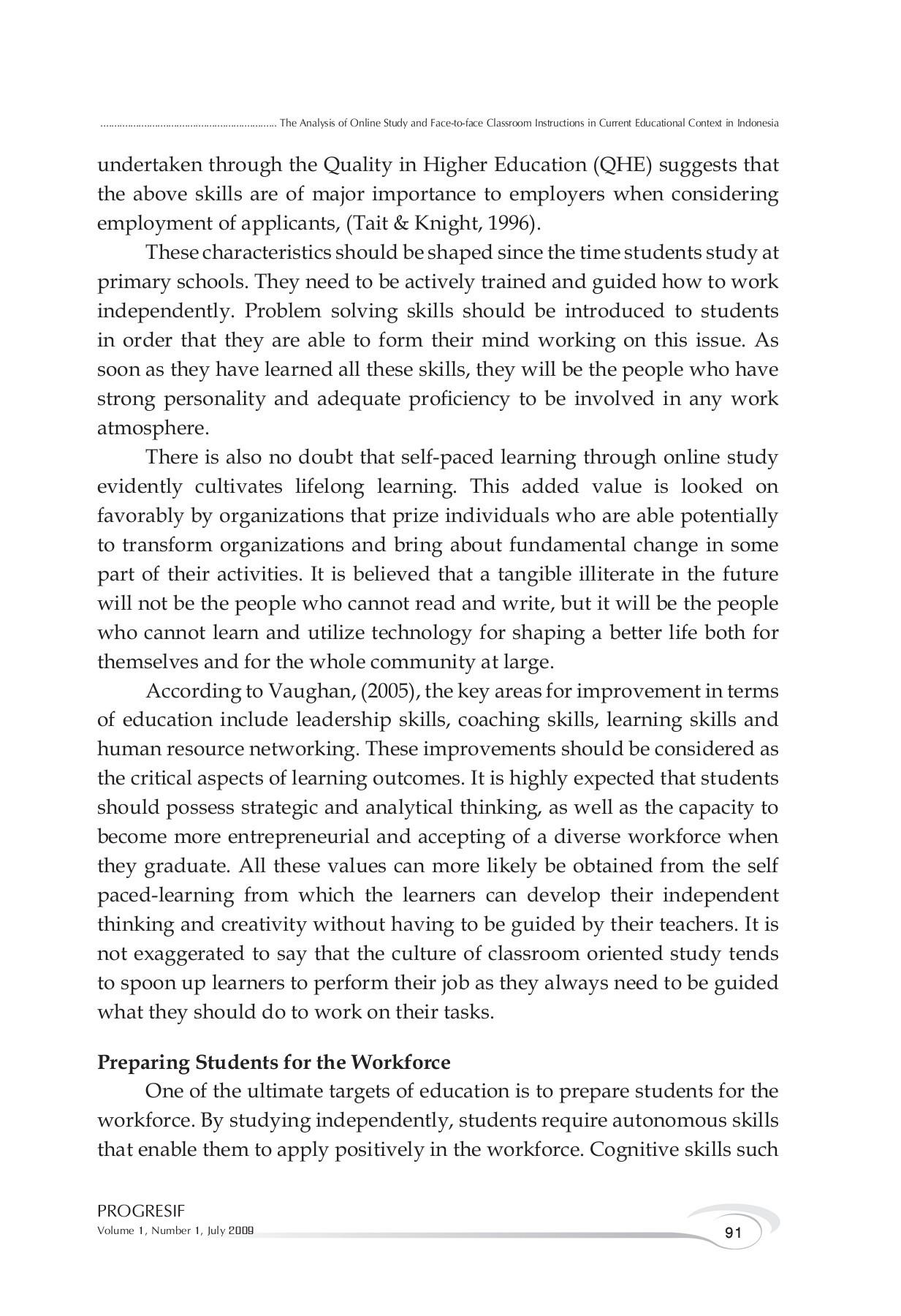 Sebab, tanpa adanya prinsip untuk memulai usaha akan sangat sulit untuk sukses bahkan mungkin tidak akan sukses. Jurnal Progresif 01 2009 Flip Book Pages 101 150 Pubhtml5