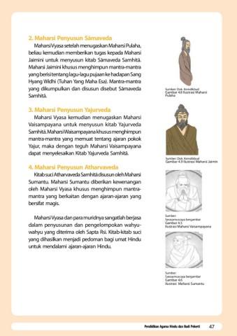 Weda Sebagai Sumber Hukum Hindu