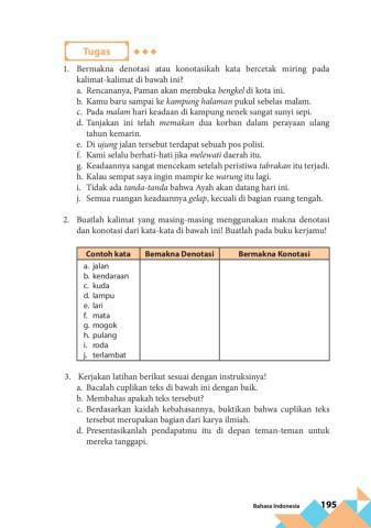 Kunci Jawaban Tema 7 Kls 5 Hal 188 Guru Galeri
