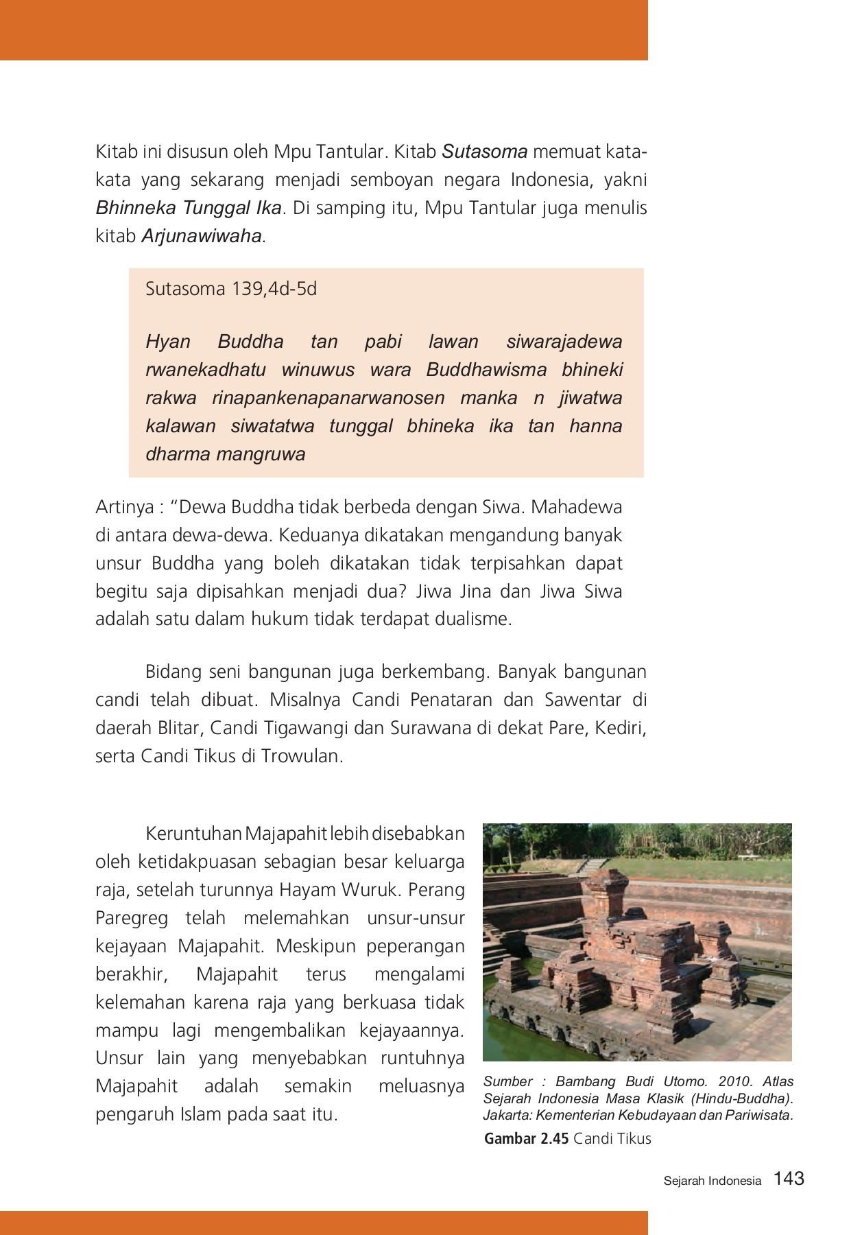 Bhineka Tunggal Ika Dari Kitab : bhineka, tunggal, kitab, Bhineka, Tunggal, Terdapat, Dalam, Kitab, IlmuSosial.id