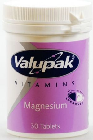 Valupak Magnesium 187.5mg