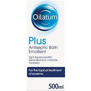 Oilatum Plus Antiseptic Bath Emollient