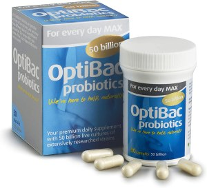 OptiBac Probiotics for Everyday Max