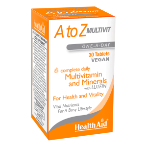 HealthAid A to Z Multivit (Multivitamins with Minerals)