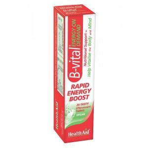 HealthAid B-vital Effervescent Tablets