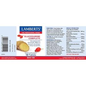 Lamberts Glucosamine Complete