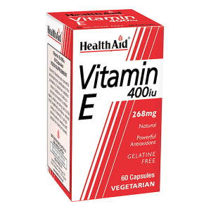HealthAid Vitamin E 400 units