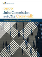 Joint Commission and CMS Crosswalk: Comparing Hospital Standards and CoPs