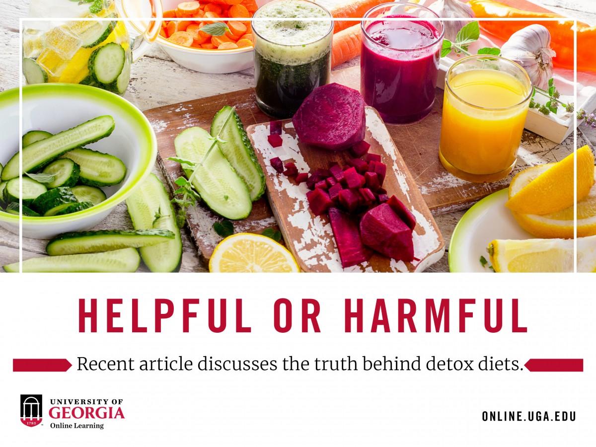 Detoxts Helpful Or Harmful