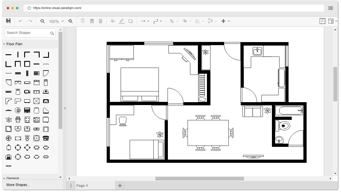 How To Make A Floor Plan In Microsoft Powerpoint