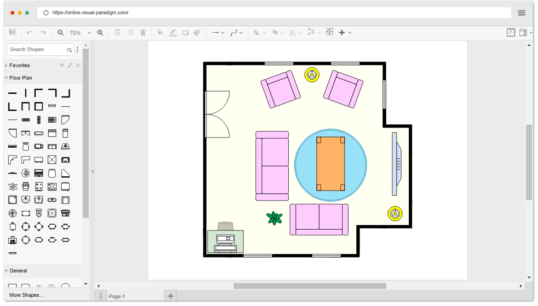 living room plan design modern furniture 2018 online floor designer floorplan template cozy drawn with the software