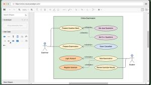 Free Use Case Diagram Tool