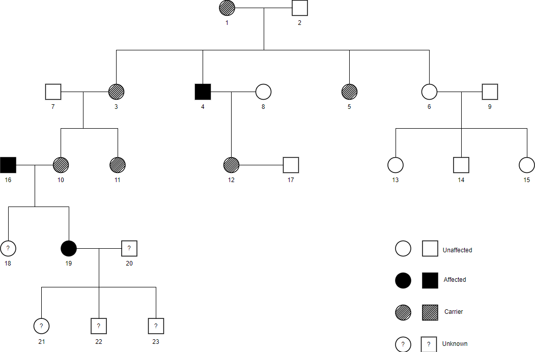 What is Pedigree Chart?