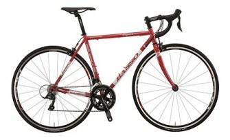 【オンライン限定特価】 BASSO ( バッソ ) ロードバイク VIPER ( ヴァイパー ) SORA ( ソラ ) R3000 レッド 450
