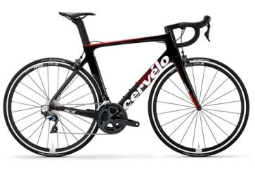 Cervelo ( サーベロ ) ロードバイク S3 Rim Ultegra ( S3 リム アルテグラ ) グラファイト / ブラック / レッド 51