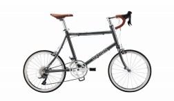 DAHON ( ダホン ) 折りたたみ自転車 DASH ALTENA ( ダッシュ アルテナ ) メタリックグレー M