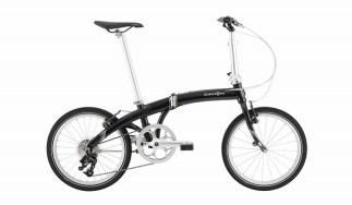 【直送可能 / 台数限定特価】 DAHON ( ダホン ) 折りたたみ自転車 MU ( ミュー ) D9 ステラブラック