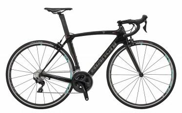 BIANCHI ( ビアンキ ) OLTRE ( オルトレ ) XR3 CV ULTEGRA ロードバイク ブラック/グラファイト 47