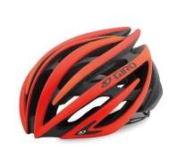 GIRO ( ジロ ) スポーツヘルメット AEON ASIAN FIT ( イーオン アジアンフィット ) マット フレイム / バーミリオン フェード L