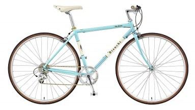 BIANCHI ( ビアンキ ) クロスバイク VIA BRERA ( ヴィア ブレラ ) 8 メタリック ブルー 55