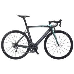 BIANCHI ( ビアンキ ) ロードバイク ARIA ULTEGRA ( アリア アルテグラ ) CK16 ( チェレステ ) / グレー 44