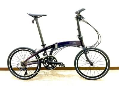 DAHON ( ダホン ) 折りたたみ自転車 VIGOR FLAT ( ヴィガー フラット ) オーロラ