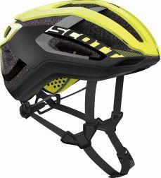 SCOTT ( スコット ) ヘルメット HELMET CENTRIC PLUS イエロー M☆ほかのサイズもございます