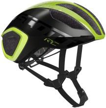 【ワイズロードオンライン限定特価】SCOTT ( スコット ) ヘルメット HELMET CADENCE PLUS イエロー グレー M☆ほかのサイズもございます
