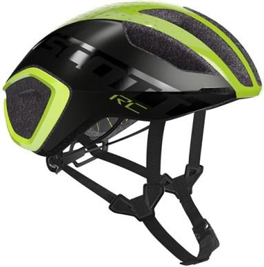 【ワイズロードオンライン限定特価】SCOTT ( スコット ) ヘルメット HELMET CADENCE PLUS イエロー グレー L☆ほかのサイズもございます
