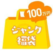 【 新春2021福袋 / ご自宅配送 】ジャンクアイテム福袋 100万円セット