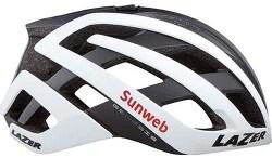 【限定モデル】LAZER ( レーザー ) ヘルメット GENESIS AF ( ジェネシス アジアンフィット ) TEAM SUNWEB 2020 L