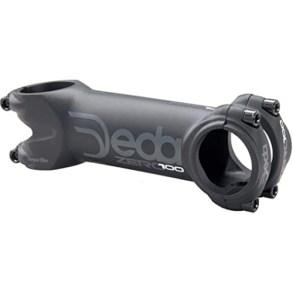 DEDA ( デダ ) ZERO100 ステム ブラック オン ブラック 31.7mm 110mm 82D
