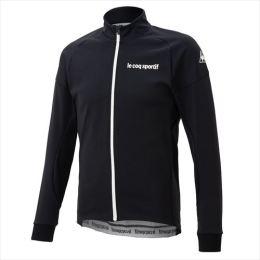 le coq sportif ( ルコックスポルティフ ) アーレンベルグジャージ ブラック M