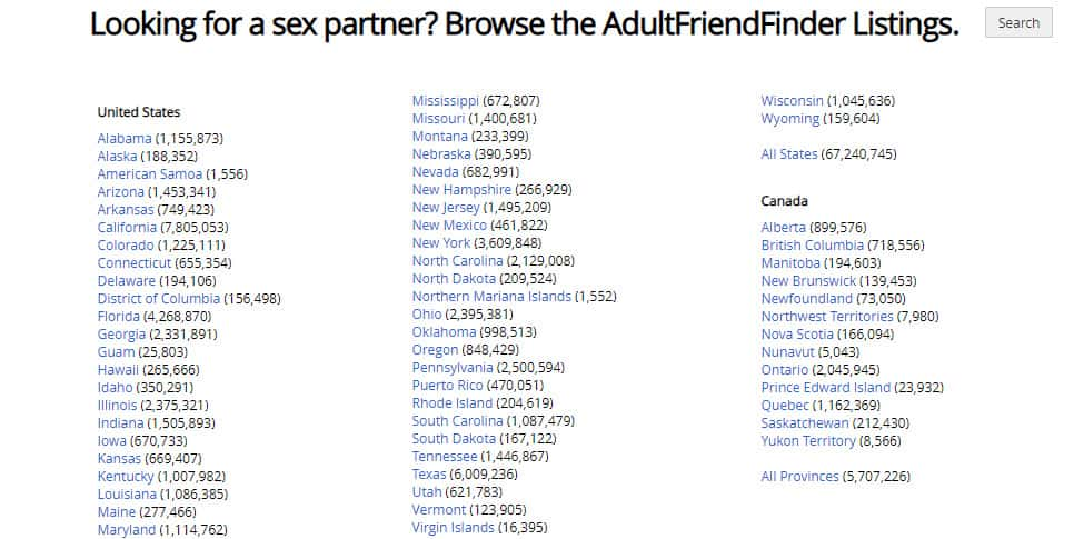 Adult friend finder review - Is Adult friend finder a scam or legit? 7
