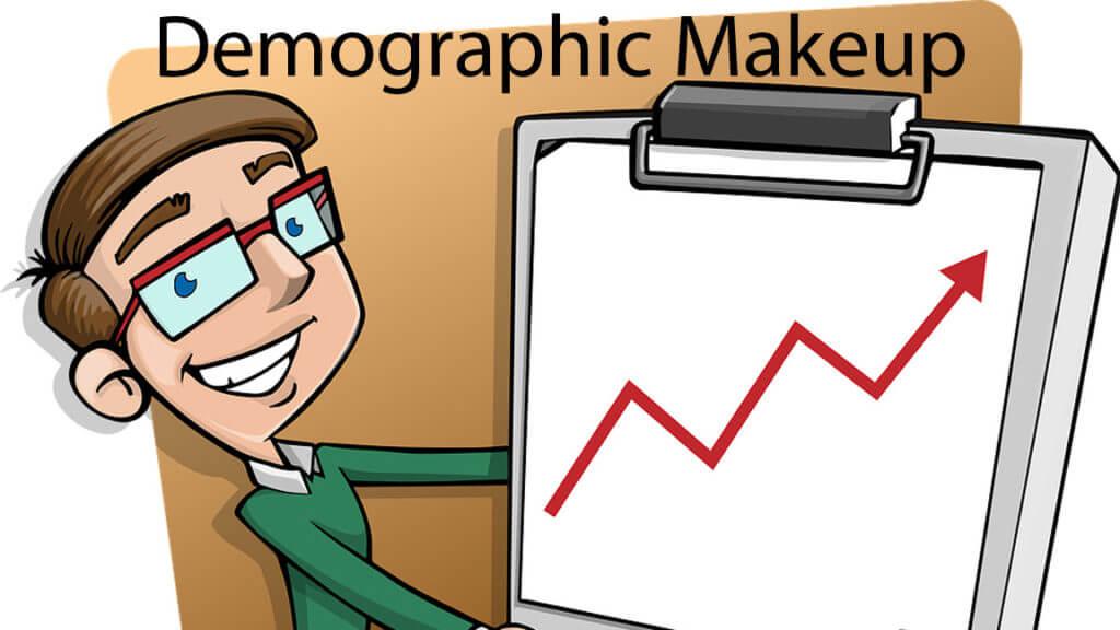 naughty date demographic makeup