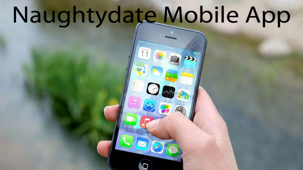 naughtydate mobile app