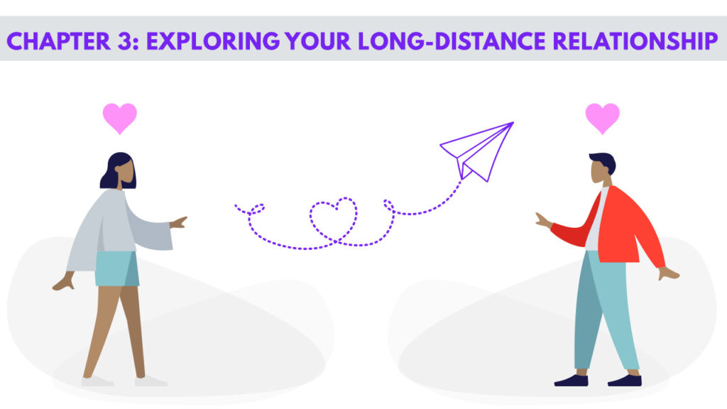 CHAPTER 3 - Exploring Your Long Distance Relationship