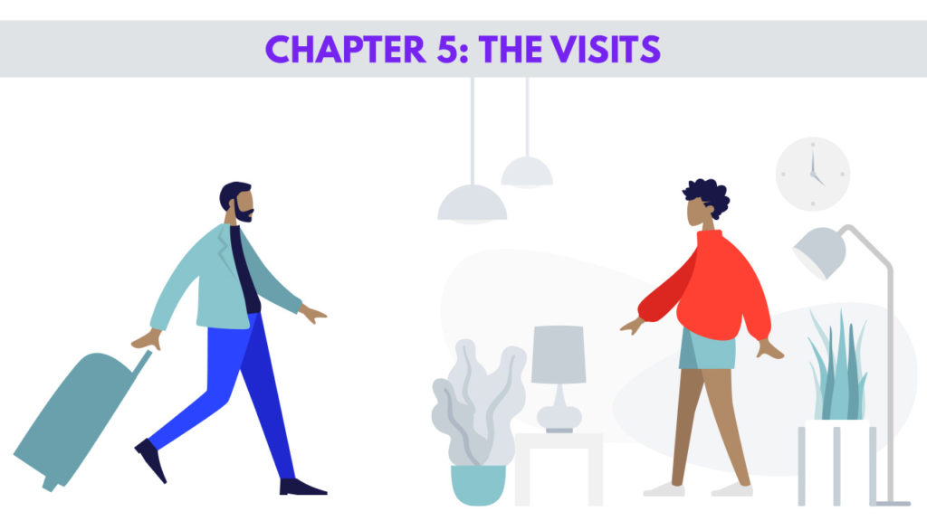 CHAPTER 5 – The Visits